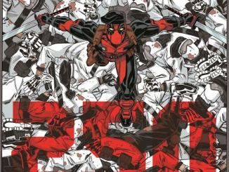 Deadpool #250 cover - Marvel