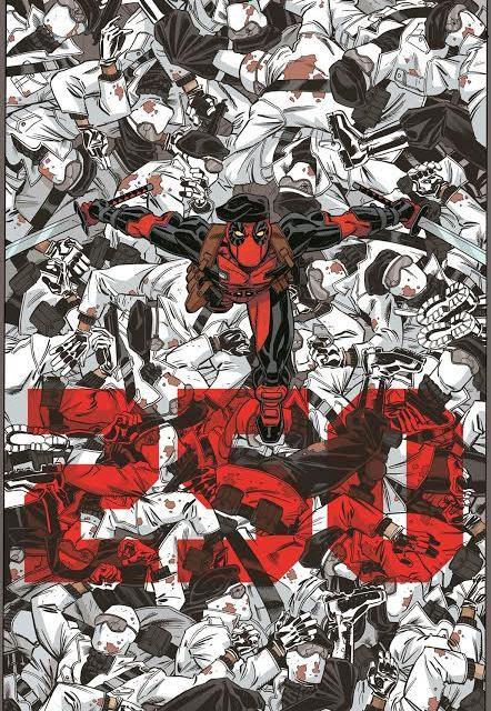 Deadpool #250 / #45 – Deadpool Dies?