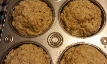 Stuffing Muffins Recipe – For Asgard: Another From the files of Dr. Von Frankenfood