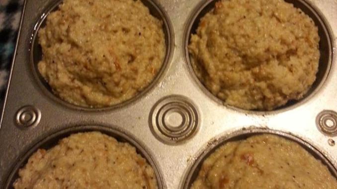 Stuffing Muffins Recipe. A Saucey Gent.