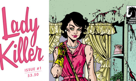 Comic Book Review: Lady Killer Issue #1