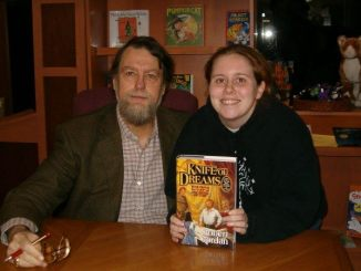 Robert Jordan and Tara Clapper