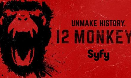Emily Hampshire Appears in 12 Monkeys