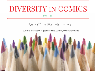 DIVERSITY in COMICS 3