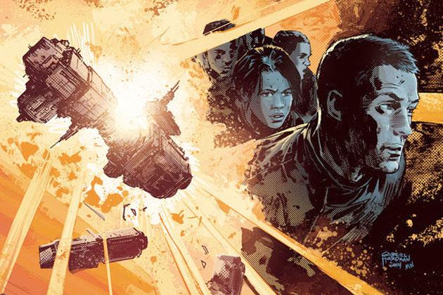 Comics Review: Deep Gravity 1 – 4