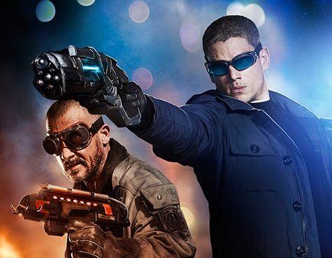 "Flash Season 1, Episode 16 ""Rogue Time"" Review"
