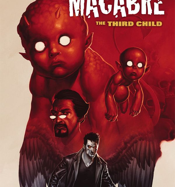 Review of Criminal Macabre: The Third Child