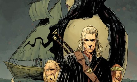 The Witcher: Fox Children #1 Does Not Disappoint