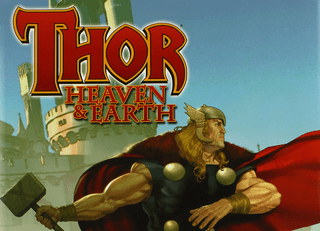 Thorsday Comic Review: Thor: Heaven & Earth