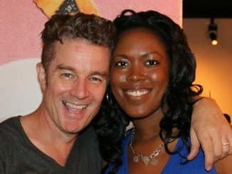 James Marsters with Jill
