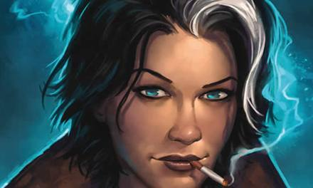 Comic Review: 'Graveyard Orbit #2' Features Gritty Female Anti-Hero