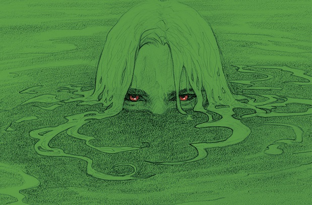 Comic Review: Terry Moore's Rachel Rising: The Shadow of Death