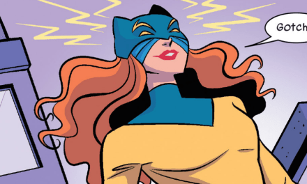 Sink Your Claws into Patsy Walker; AKA Hellcat