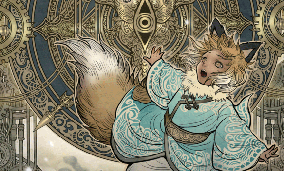 Monstress #3 Brings out the Beast Within