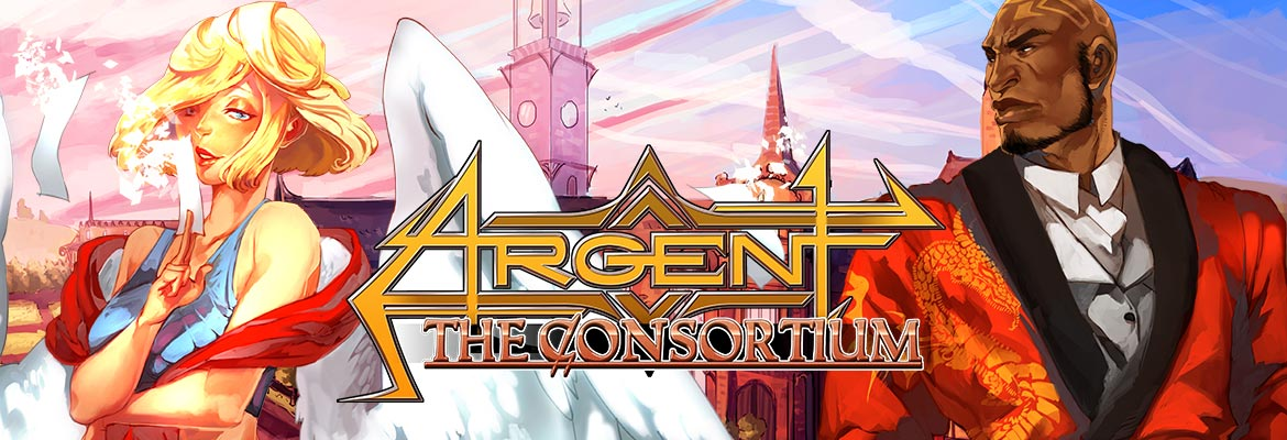 Board Game Review of 'Argent: The Consortium'