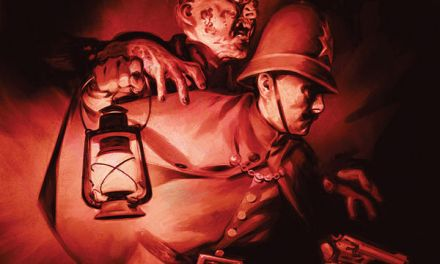 Comic Review: 'Witchfinder' Vol 4: 'City of the Dead'