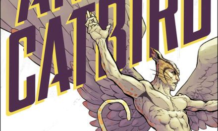 Comic Review: 'Angel Catbird' Vol 1