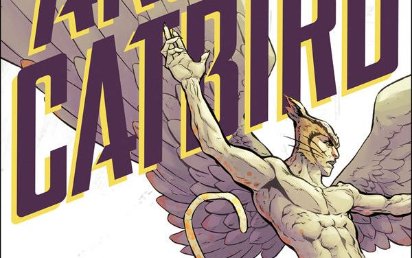 Comic Review: 'Angel Catbird' Vol 1