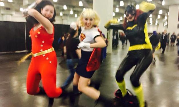 Cosplay Spotlight: Rebecca Lindsay and Her Overnight Fame at NYCC 2016