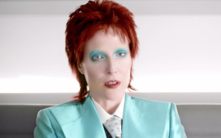 media as bowie