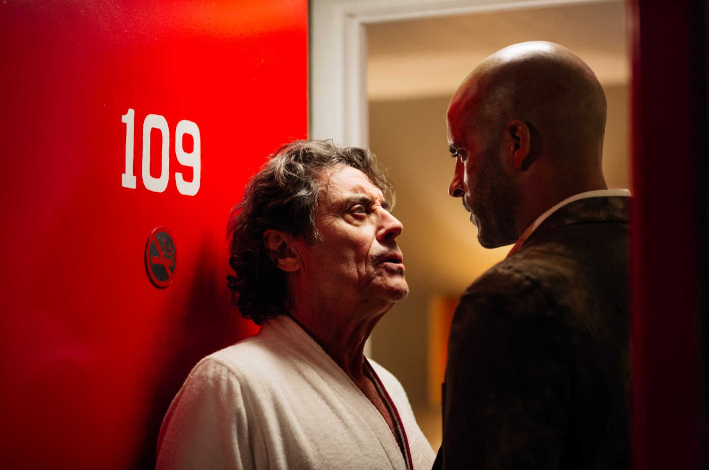 Shadow and Wednesday - American Gods