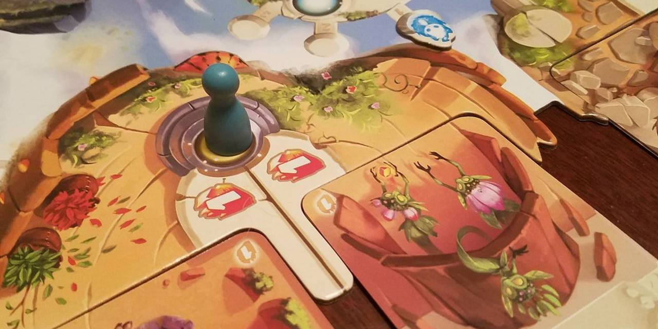 Dice Forge: A Review of Asmodee's Face-Changing Tabletop Game