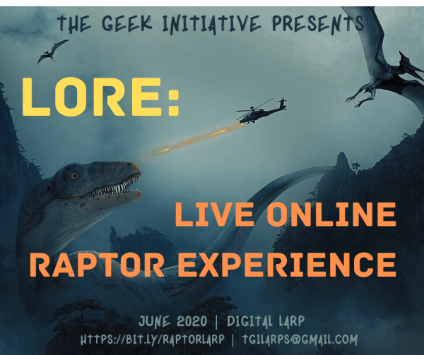 lore digital larp