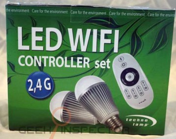LED Smart WiFi Controller Set