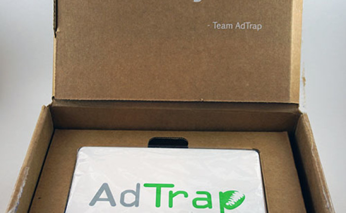 AdTrap Whole Network Ad Blocking Appliance Review