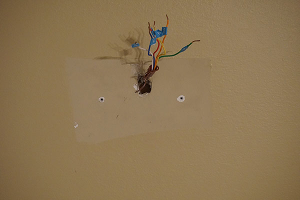 Nest Thermostat 3rd Gen - Existing Wires Marked