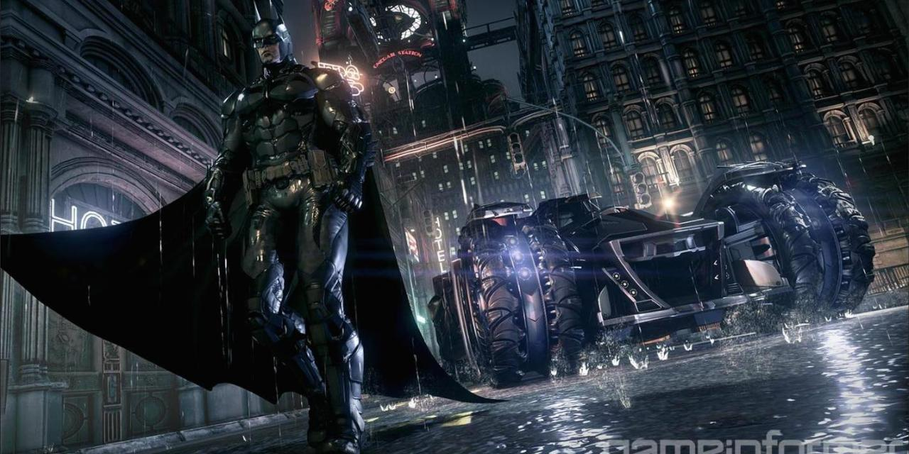 The Official Batman™: Arkham Knight Ace Chemicals Infiltration Trailer – Pt. 2 Released