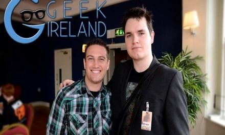Geek Ireland Interviews Bryce Papenbrook