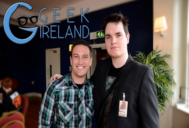 Geek Ireland Interviews Bryce Papenbrook