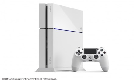 GLACIER WHITE PLAYSTATION®4(PS4™)