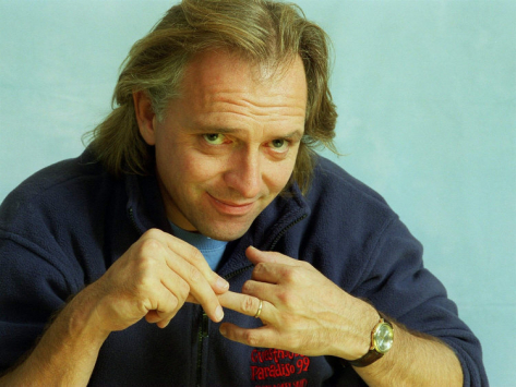 Comedian and actor Rik Mayall dead at 56