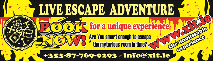 XIT Live Escape Adventure