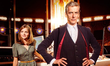 Doctor who season 8 premiere pictures