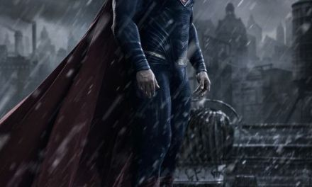 First look at Henry Cavill as Superman in Batman Vs Superman