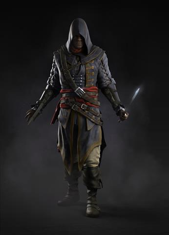 ASSASSIN'S CREED ROGUE 'STORY TRAILER' & MORE
