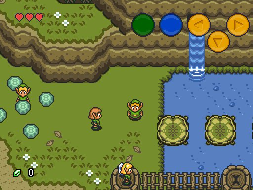 Zelda fans working on a 2D Ocarina of Time