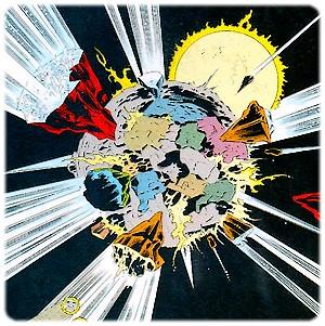 Marvel Reveals Battleworld