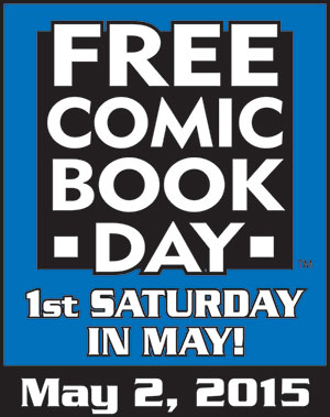 Free Comic Book 2015 First 12 Issues Announced