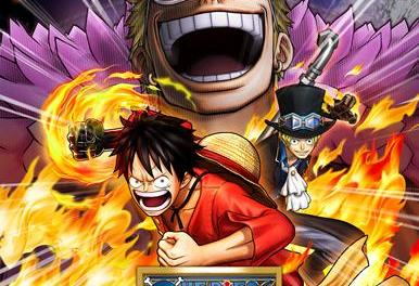 ONE PIECE: PIRATE WARRIORS 3 ANNOUNCED FOR EUROPE, MIDDLE-EAST AND AUSTRALASIA!