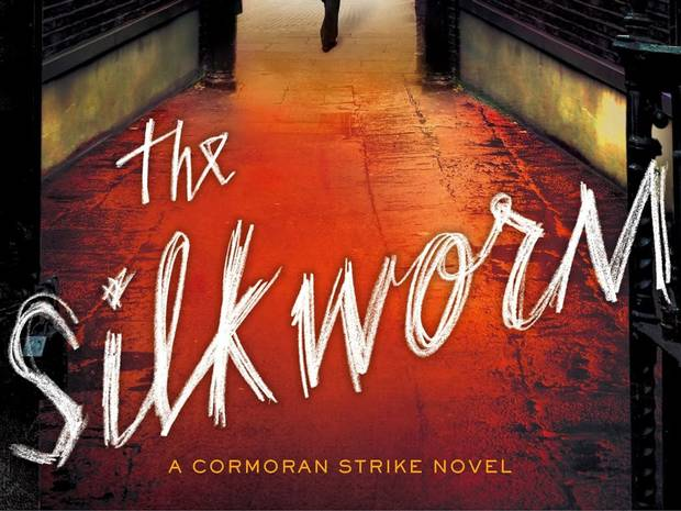 """Review: JK Rowling's """"The Silkworm"""""""
