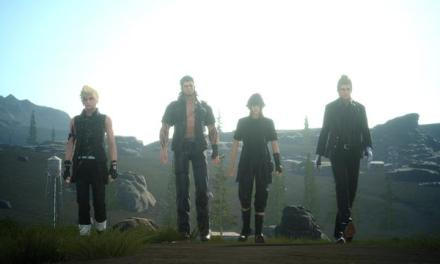 Brand new Final Fantasy XV Episode Duscae Screens