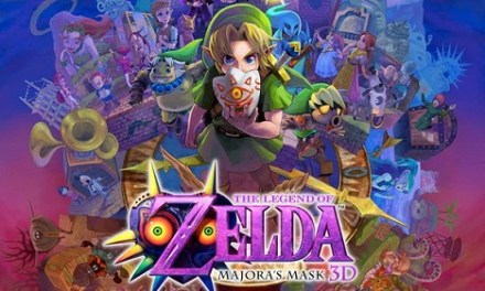 Legend Of Zelda Majoras Mask 3DS Review