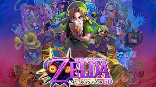 Legend Of Zelda Majoras Mask 3DS Review