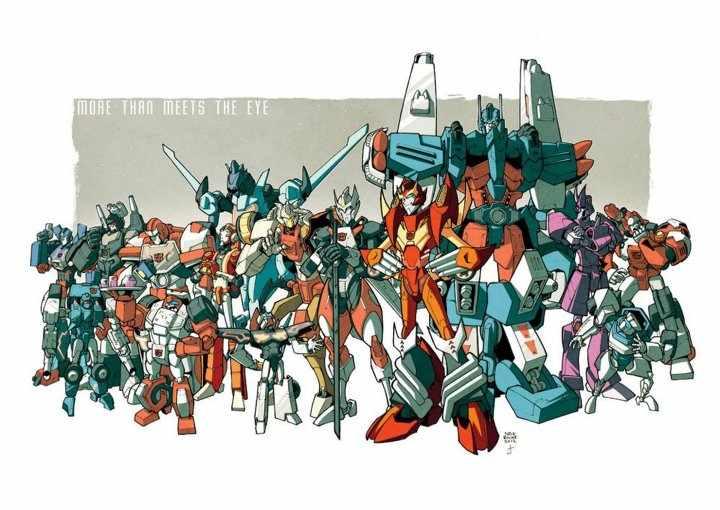 Speakin' Geek and Transformers Legend Nick Roche