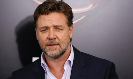 RUSSELL CROWE ATTENDING JDIFF 2015