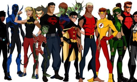 Teen Titans meet Young Justice!?